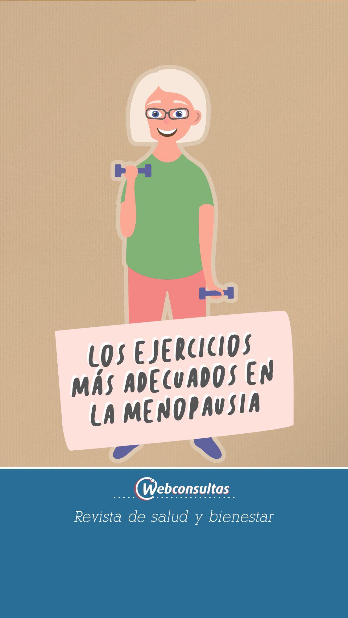 Ejercicios Para La Menopausia Ejercicios Menopausia Ejercicios Matinales