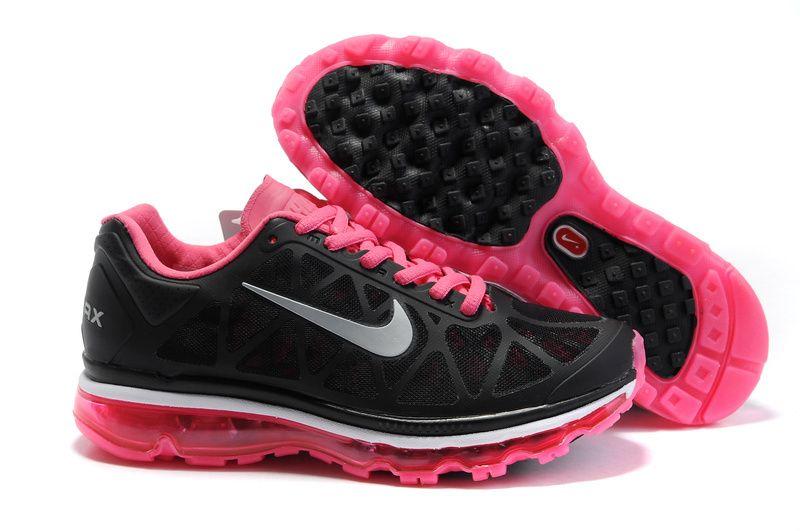 Nike air max, Pink nike shoes