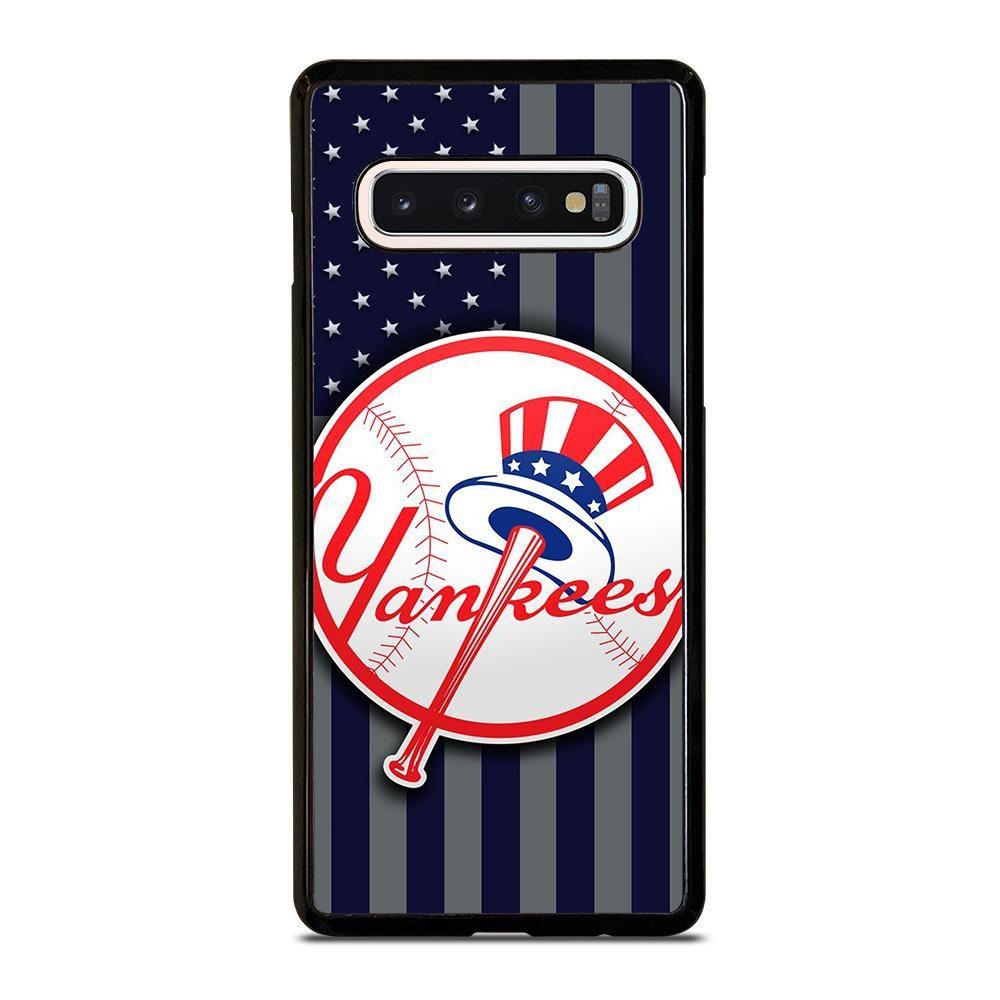 New York Yankees Samsung Galaxy S10 Case Casefine Ny Yankees Logo Case Samsung Galaxy