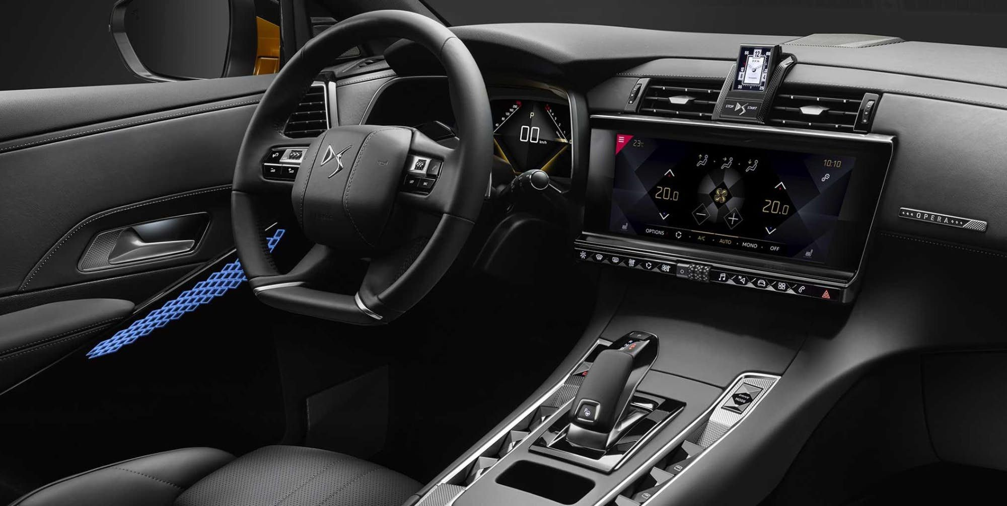DS7 Crossback - Interior - GoodAutoDeals