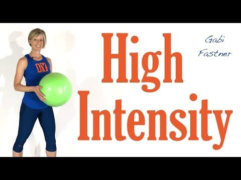 23 min. IntensivTraining mit dem Ball YouTube