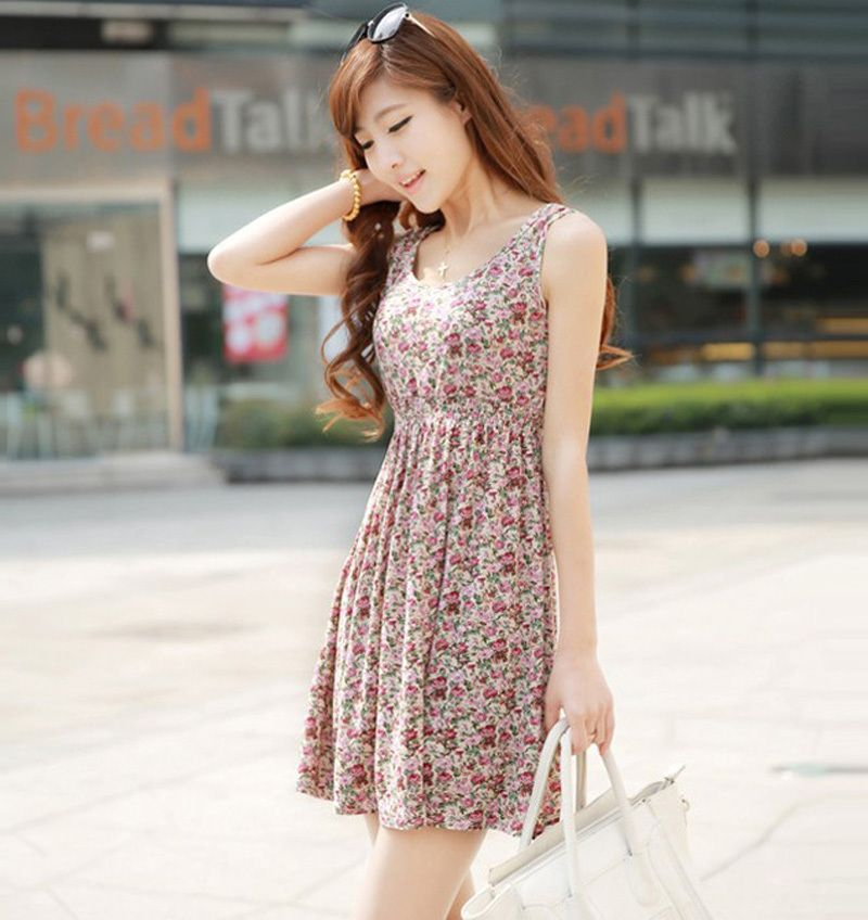cute sundresses for women (14) | Sundresses For Women Plus Size ...