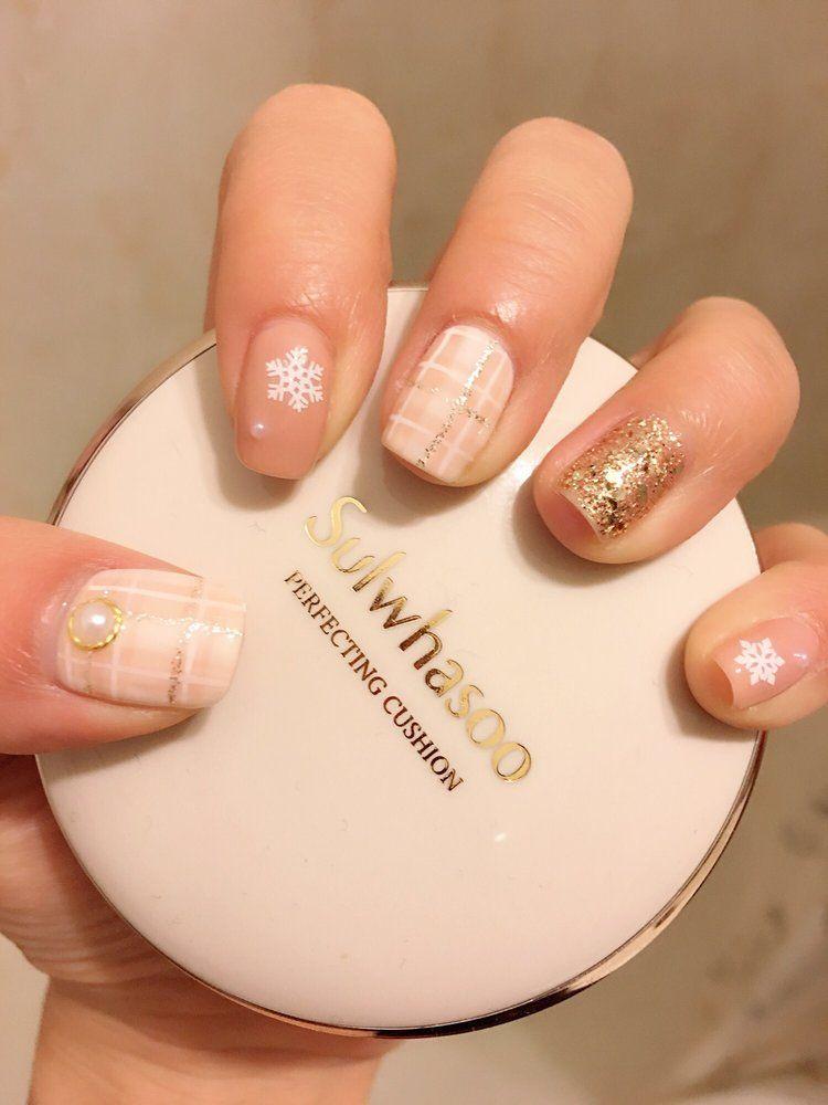 KPOP Nail Salon - Queens, NY, United States. Very nice nail. Thank ...