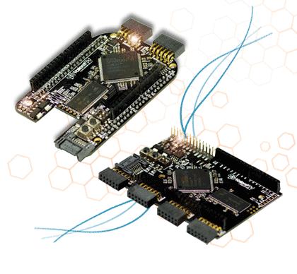 LOGi FPGA Dev Boards for Raspberry Pi and BeagleBone Black Farnell