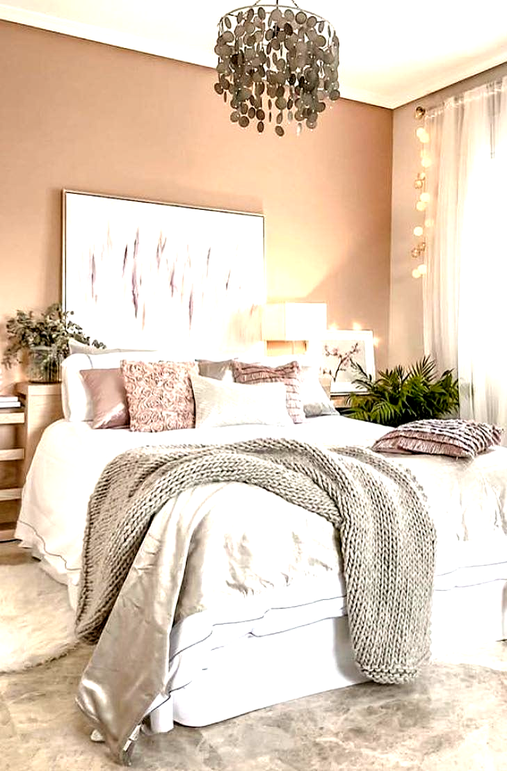45+ Beautiful and Modern Bedroom Decorating Ideas for This ...
