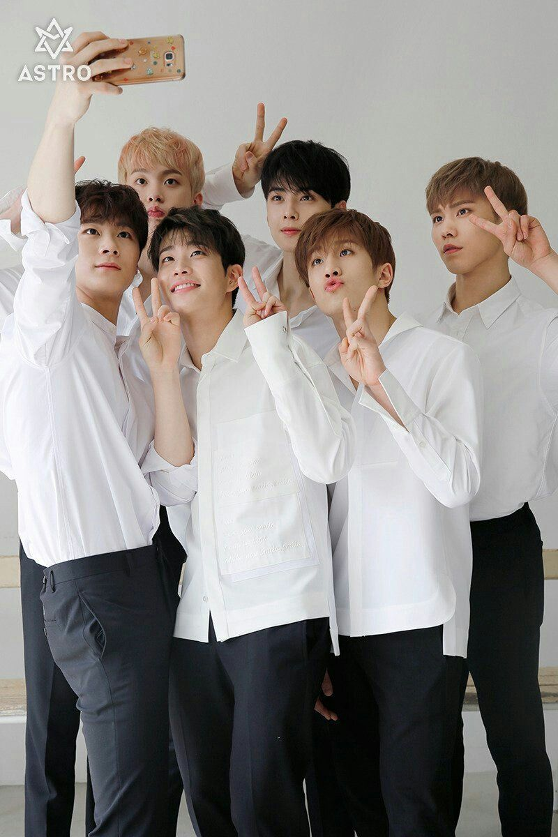 Astro Kpop Group Names - Year of Clean Water