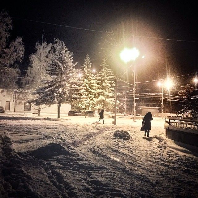 _ness_d's photo on Instagram #Siberia #winter #Russia #AskAbouTvl