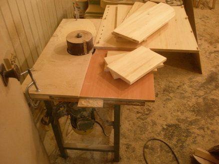 control of sanding and making hook/loop sanding sleeves