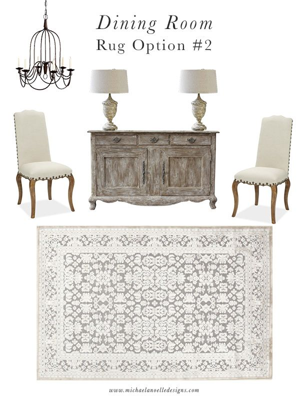 Help Me Design My Living Room: Friday Finds: Help Me Choose A Dining Room Rug