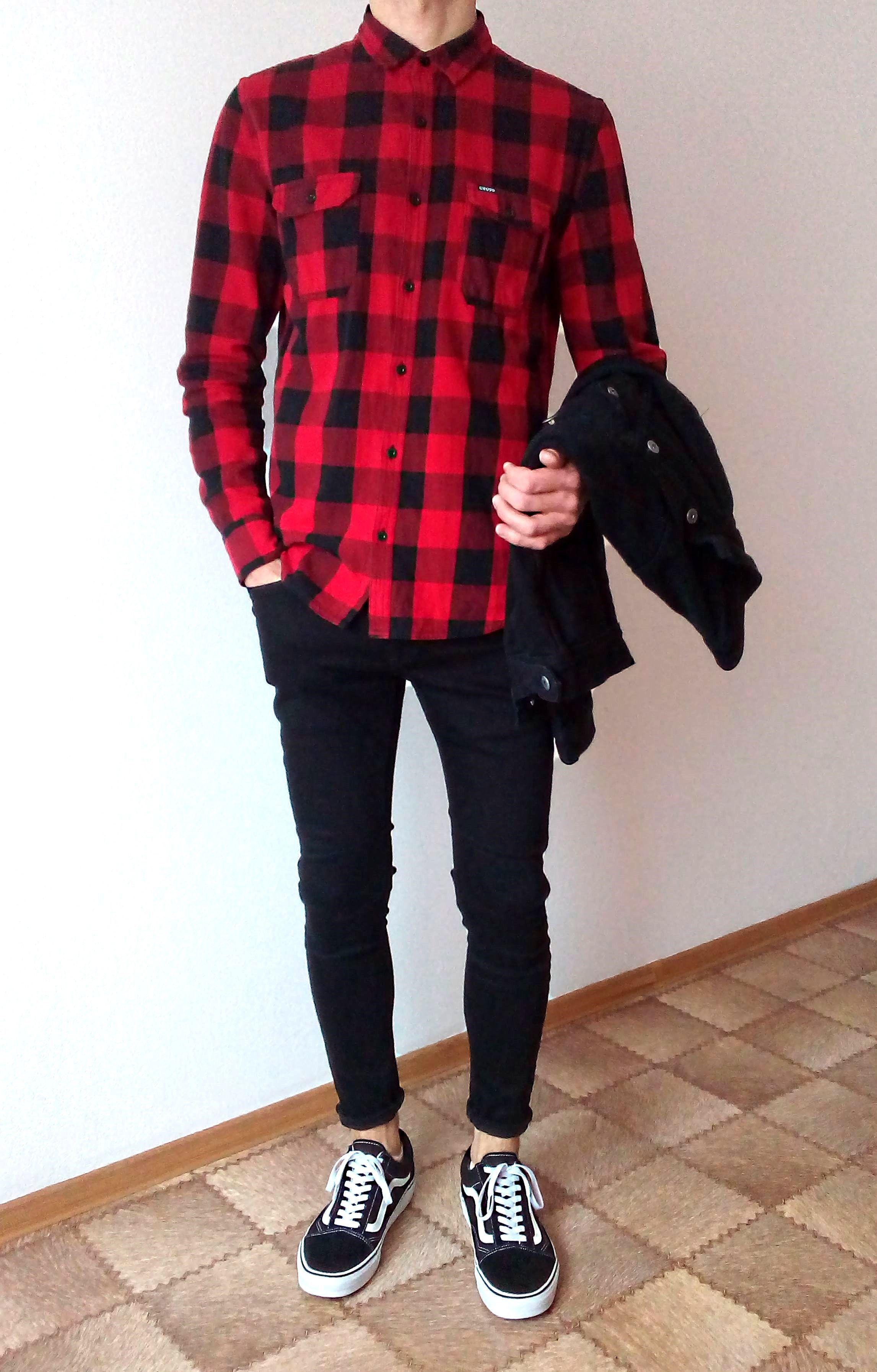 vans old skool black skinny jeans garçons gars tenue | vans amour ...