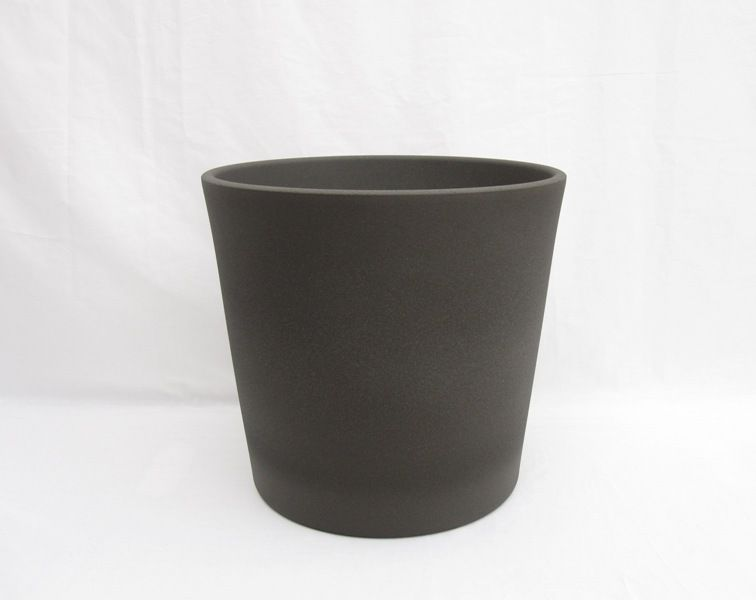 Ceramic Pot Round Granite 12 Inch Ceramic Pot Ceramics Ceramic Pots