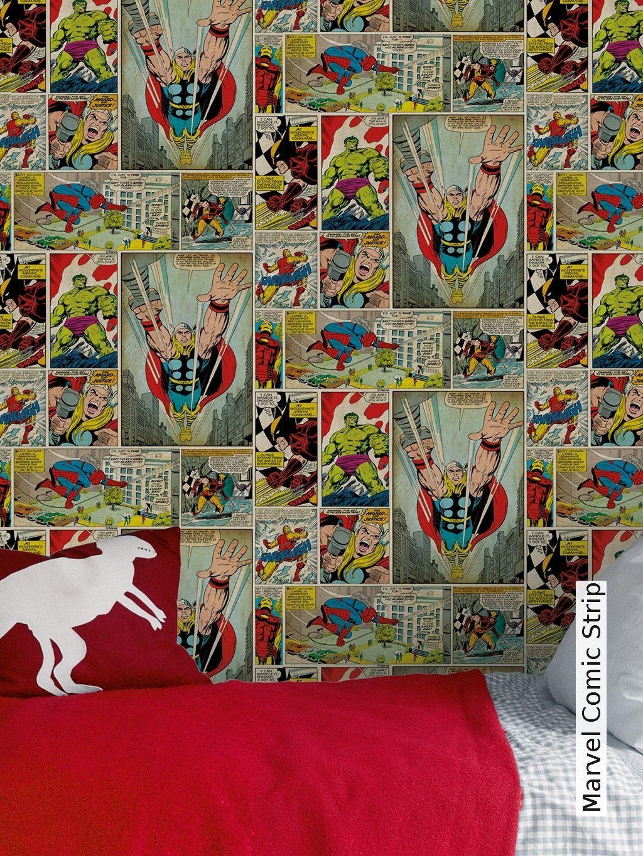 marvel comic strip   pinterest   marvel, marvel room and game rooms