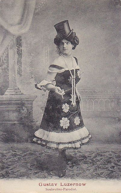 Best of 1900s Vintage Tranny