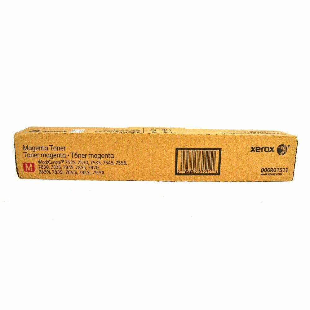 6R1513 Genuine Xerox 006R01513 Black Toner Cartridge 006R1513 6R01513