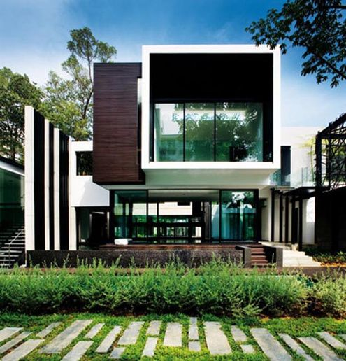 The Cubic House Singapore Architecture House Architecture Modern Architecture