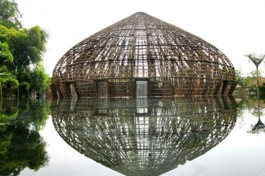 Mbaru Niang the traditional house @ Wae Rebo village NTT