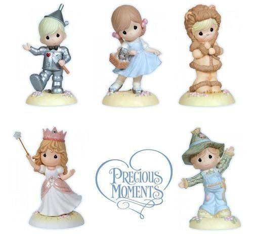 Precious Moments The Wonderful Wizard of Oz Dorothy