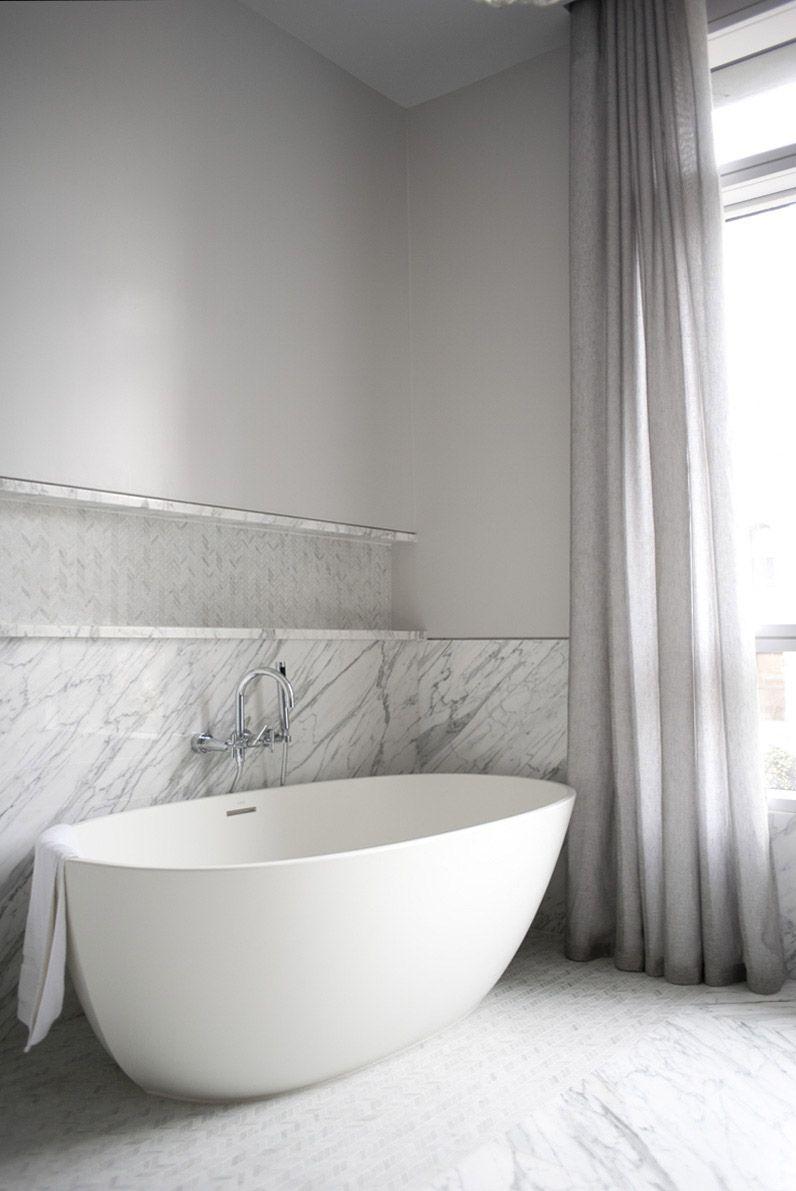 Modern Noho Apartment By Shawn Henderson Bathroom RulesBathroom
