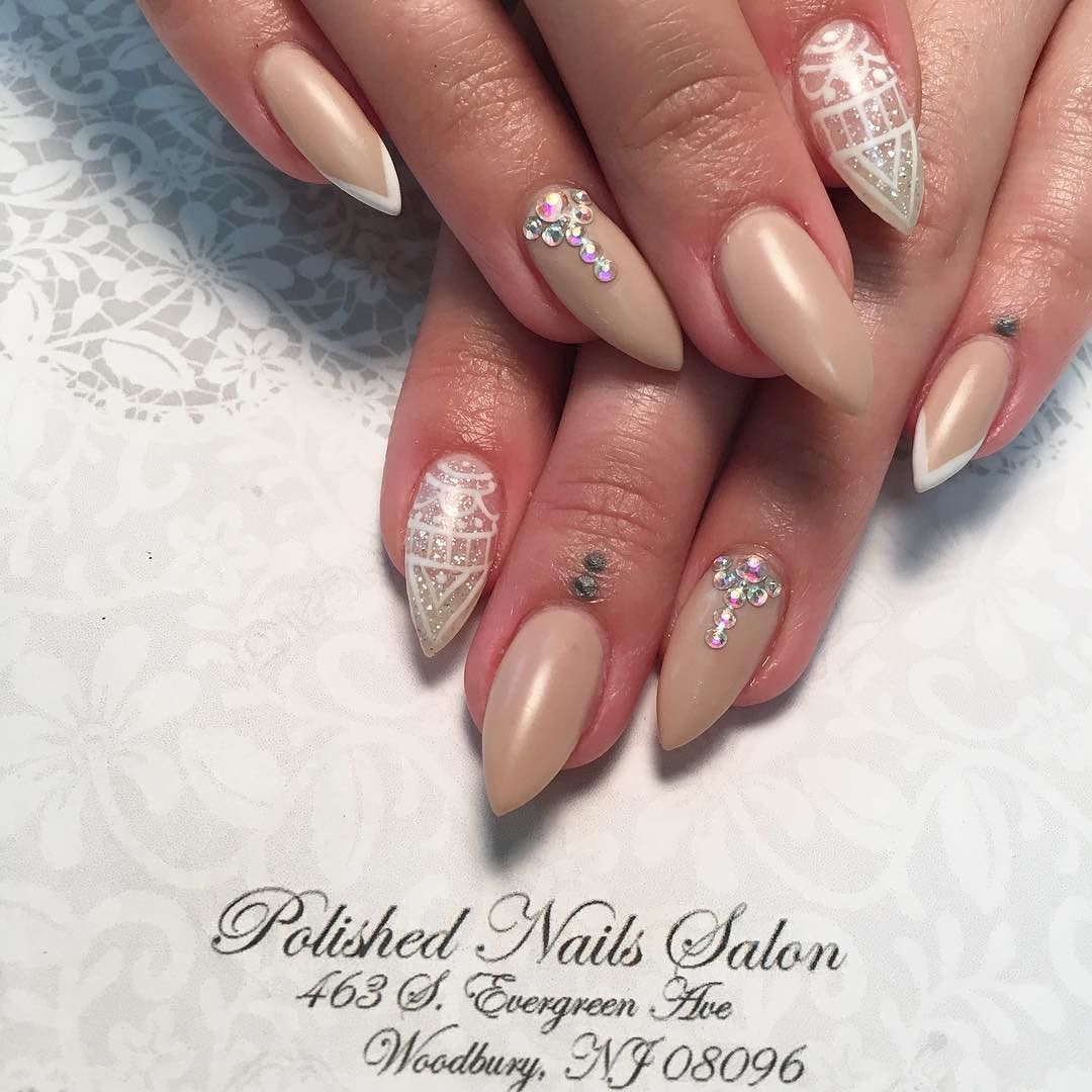 By Quin Polished nail salon 463 s ever green ave Woodbury nj 08096 ...