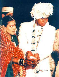 Ajay Devgan And Kajol Wedding