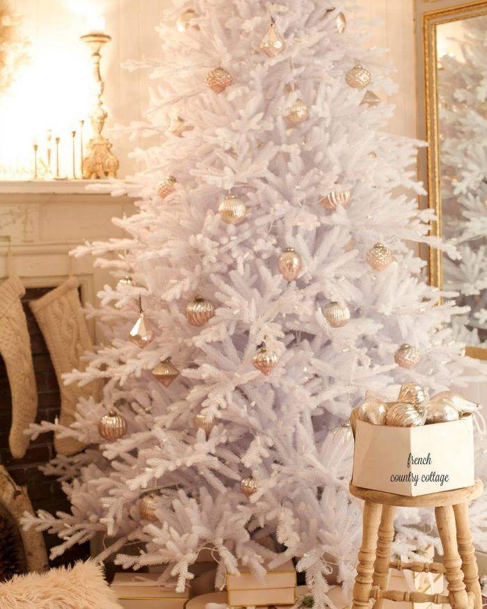 Denali White Christmas Tree 🎄 Christmas tree and Wonderful time