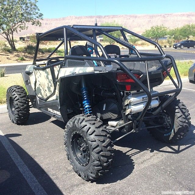 """Hitting the gym, got this bitch registered """"legal for highway use"""" and @928_powersports is building me a custom machine gun 