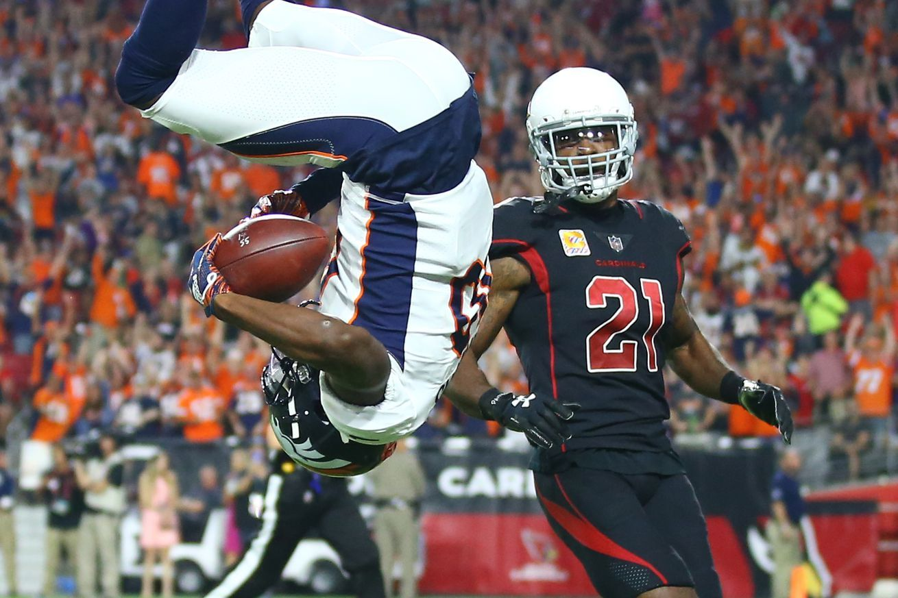 How the Broncos embarrassed the Cardinals on Thursday