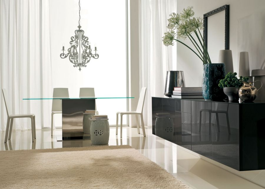 Silvia Mobili ~ Aly glass bontempi design: silvia & maurizio varsi aly glass