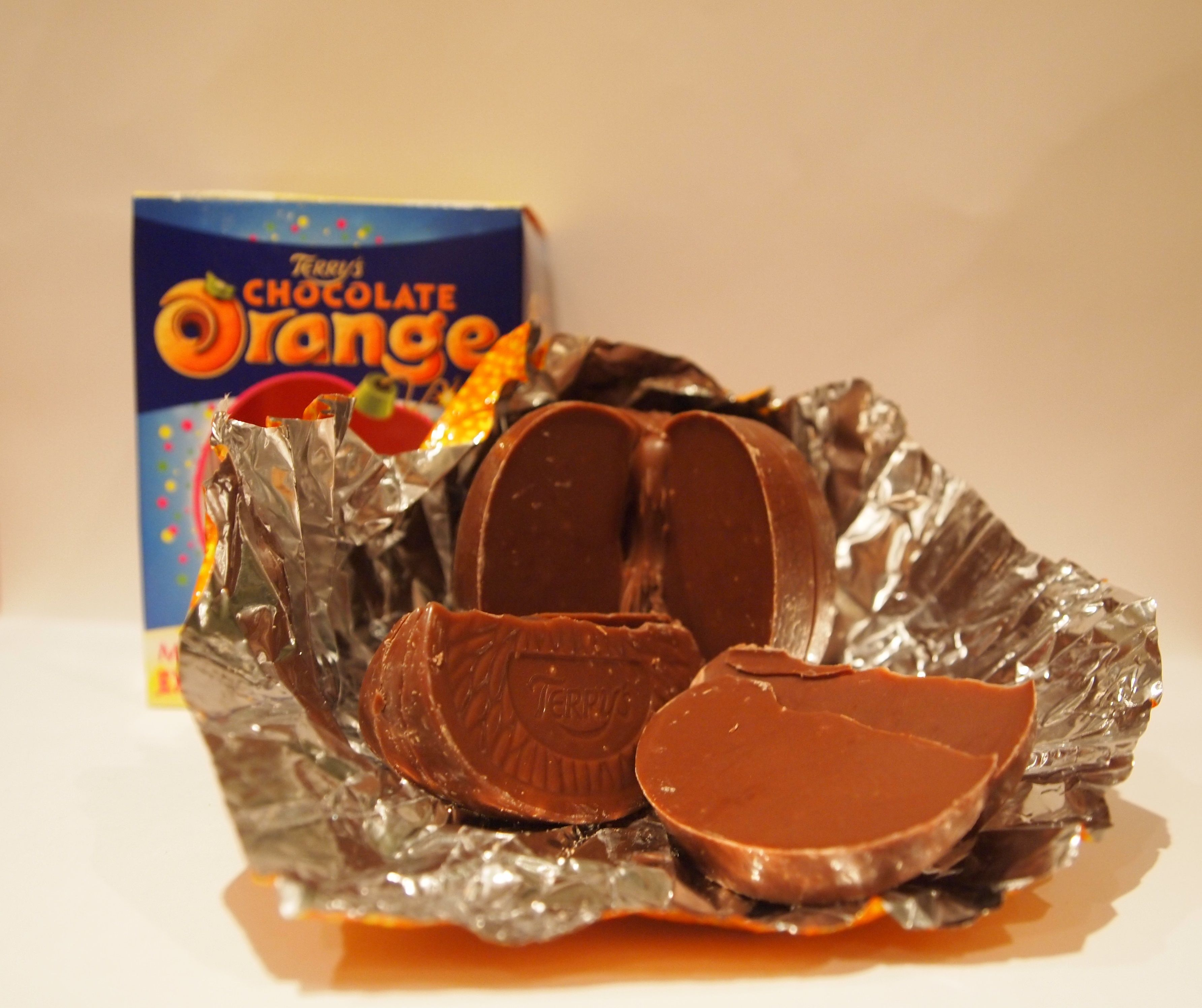 terry's chocolate orange exploding candy - Google Search | Basic ...