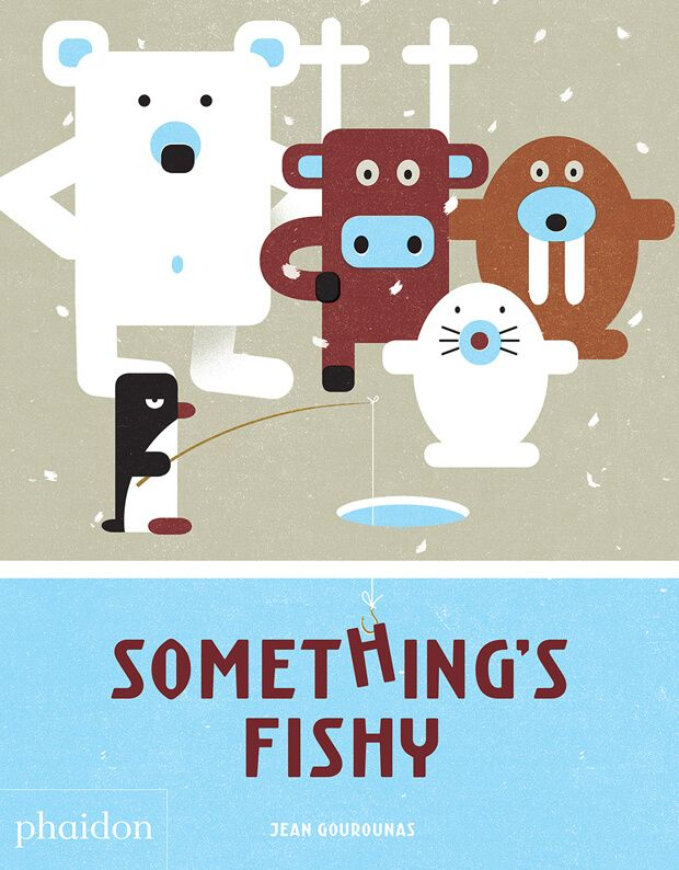 Phaidon An Ice Fishing Penguin Grows Increasingly Aggravated As His