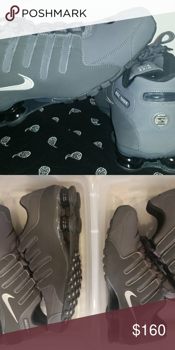 83b1a3aa046 Nike shox NZ SL....100% authentic deadstock For those that love
