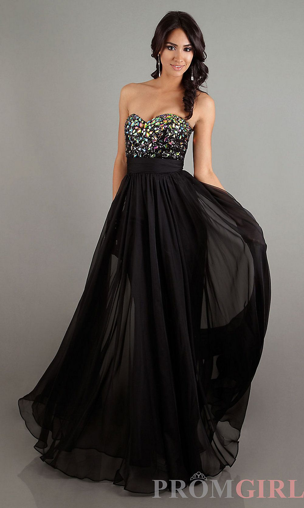 Beautiful flowy dress prom pinterest prom prom and sexy