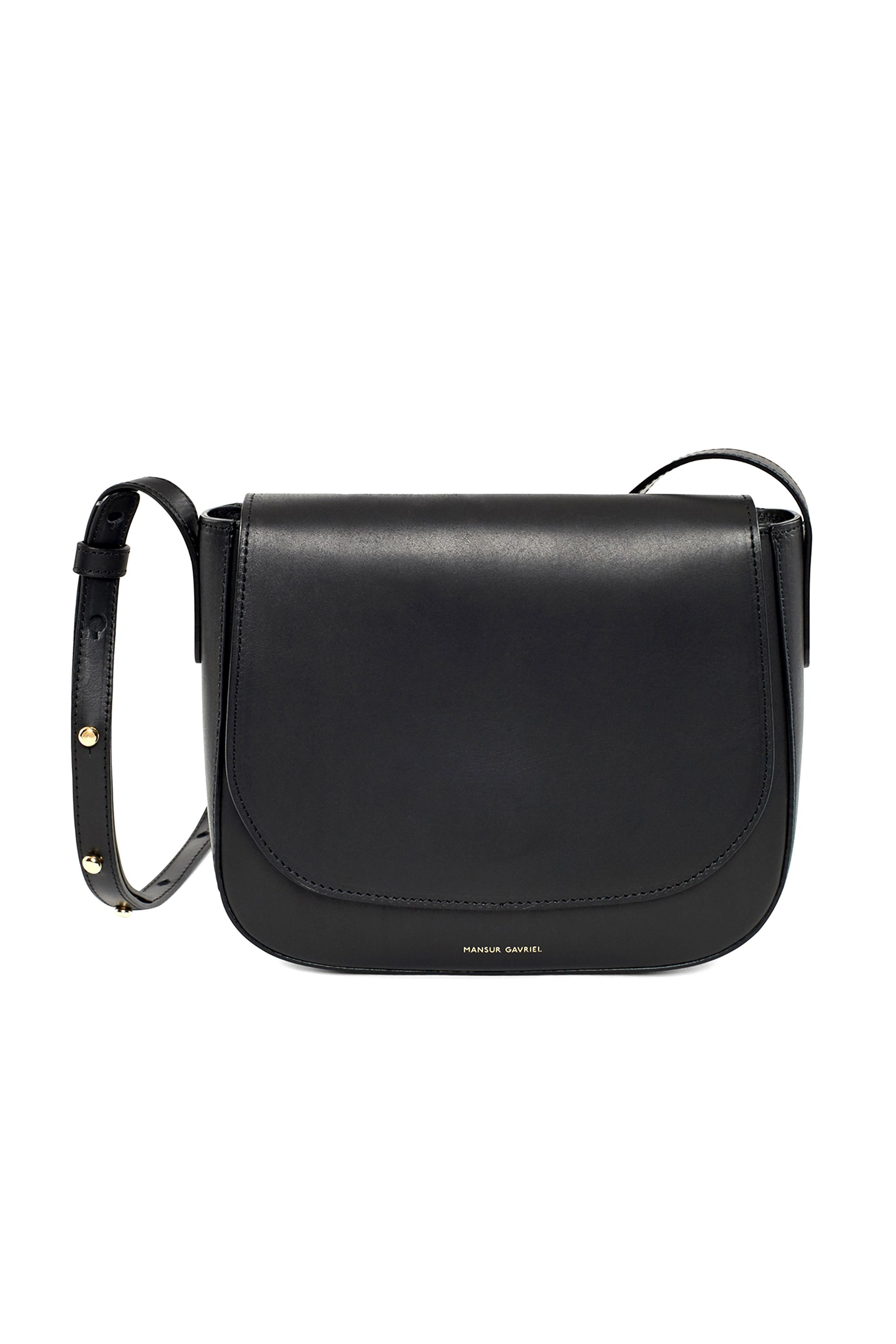 2b0d3f3a6ff9d One of 20 Black Crossbody Bags That Work With Everything - MANSUR GAVRIEL  (=)