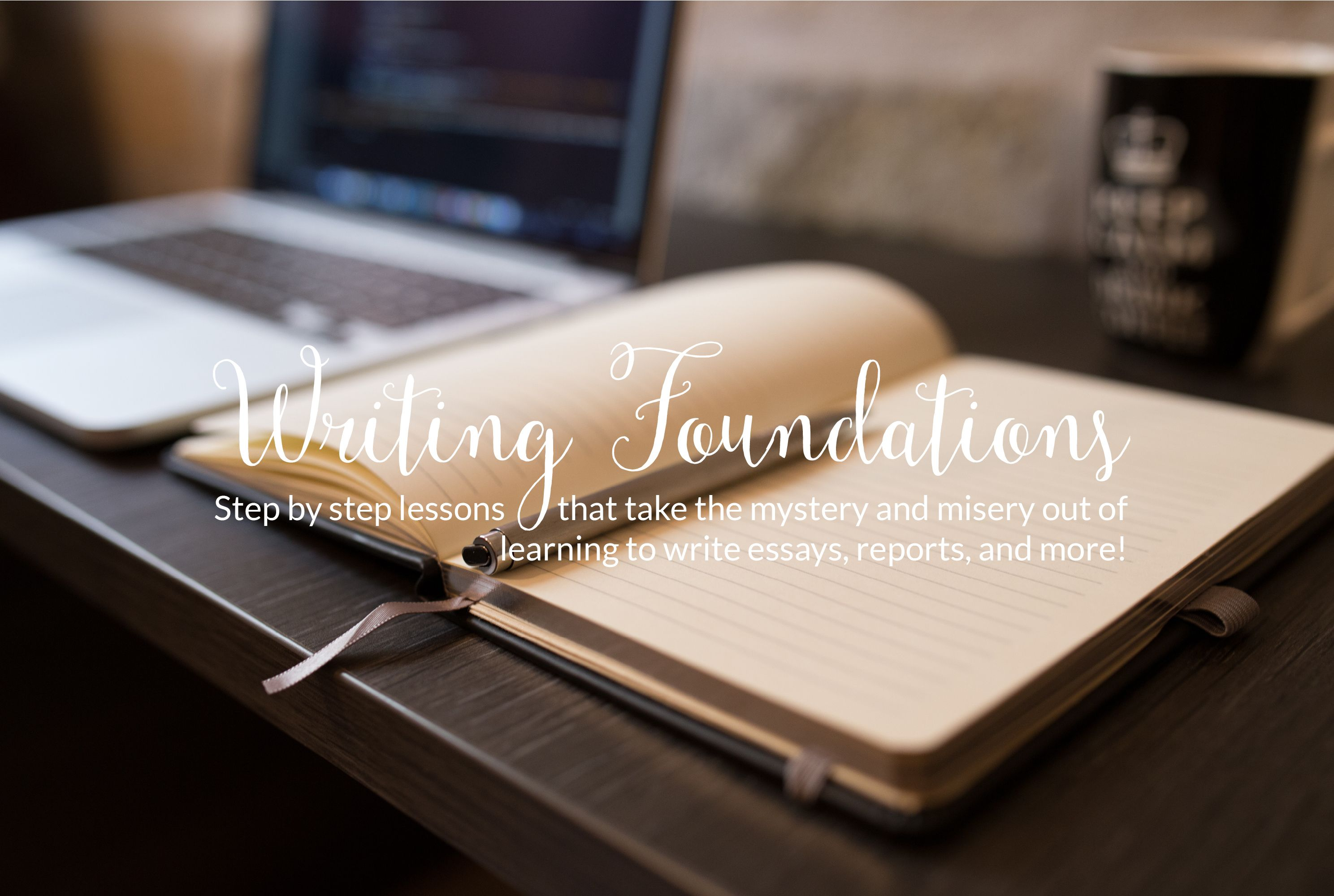 Writing Foundations Learning to write, Writing, Report