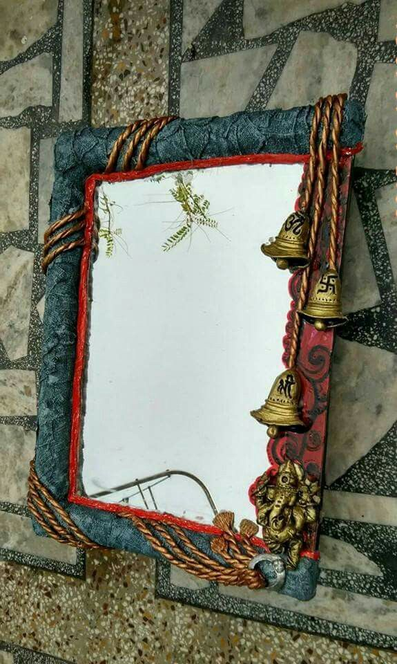 Pin By Shashi Dugesar On Papermache Pinterest Frame Clay Art