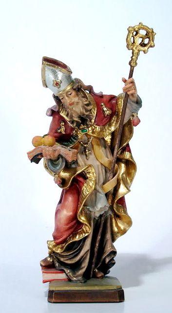 Heiliger Nikolaus - Holzschnitzerei Franz Barthels - OnlineShop - Inh: Johann Georg Köpf