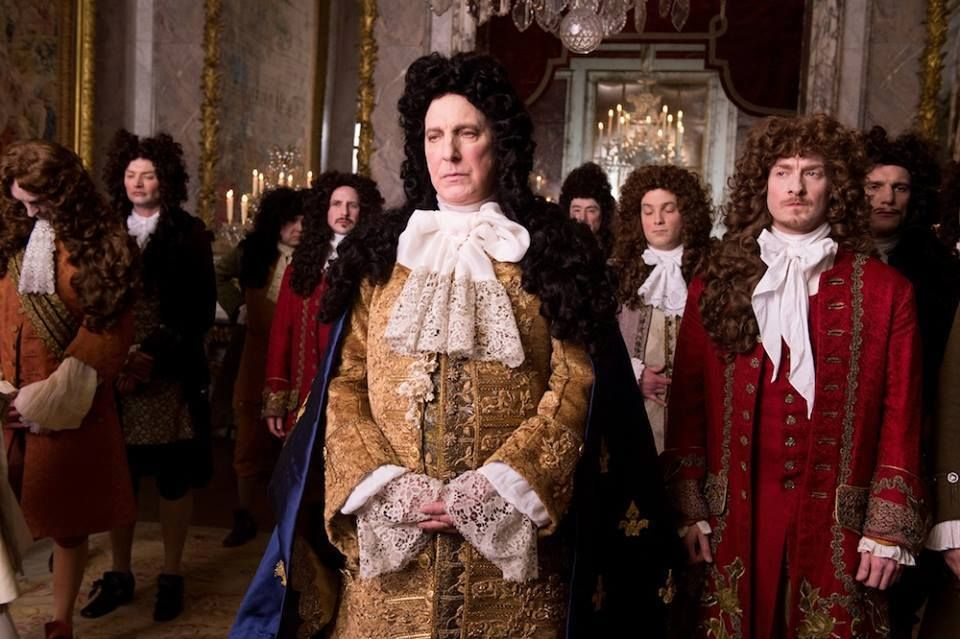 Alan Rickman As Louis Xiv In A Little Chaos A Little Chaos Alan Rickman London Film Festival