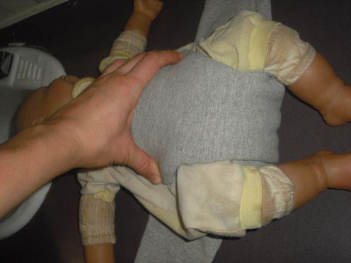 The No Sew T-shirt Diaper