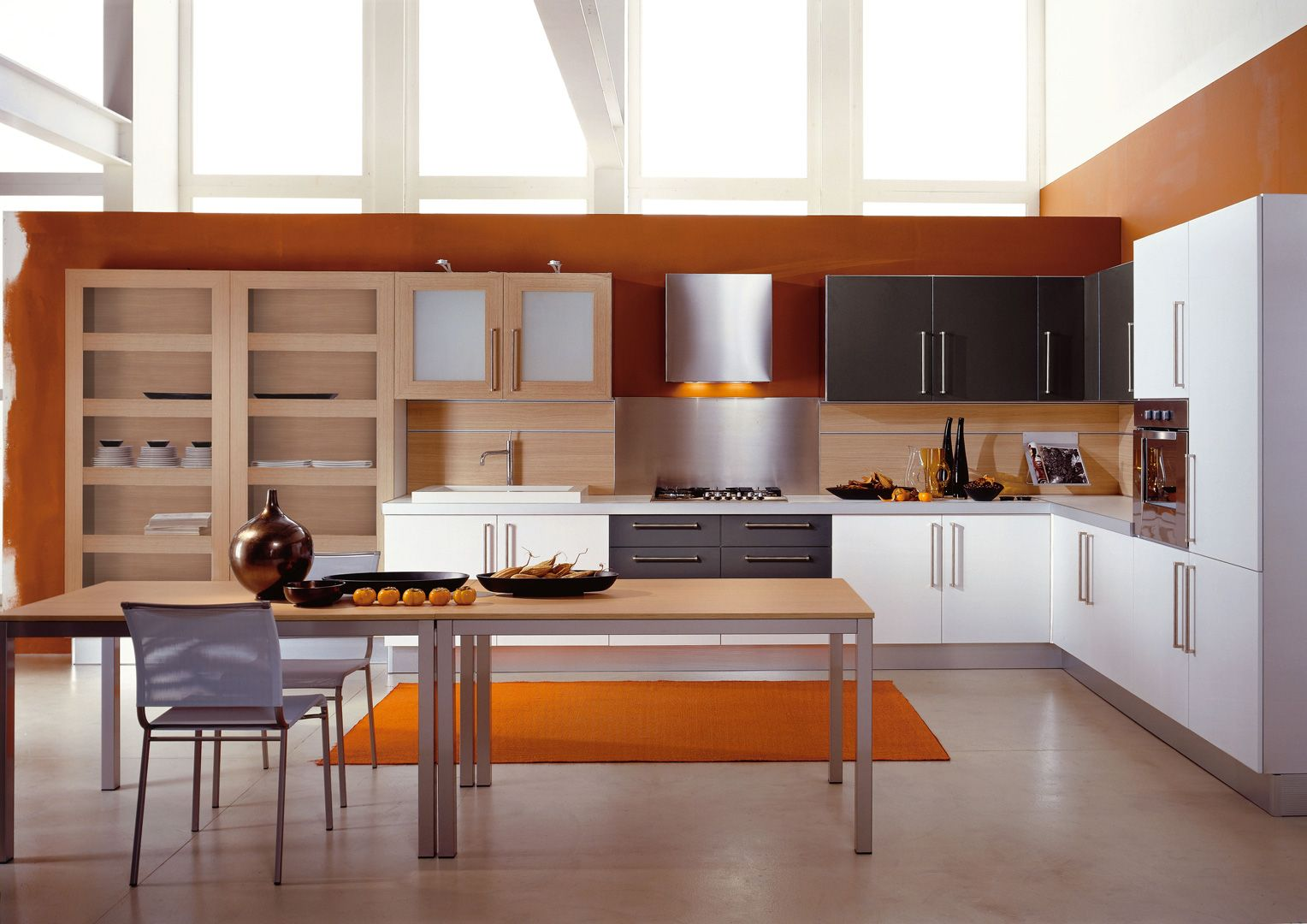 Project Highlight An Absolutely Beautiful Kitchen From Spaces Renewed In San Diego Ca This Large Contemporary Design Modern Kitchen Brown Kitchens Kitchen