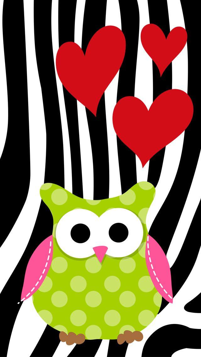 IPhone Wallpaper Cute Owls