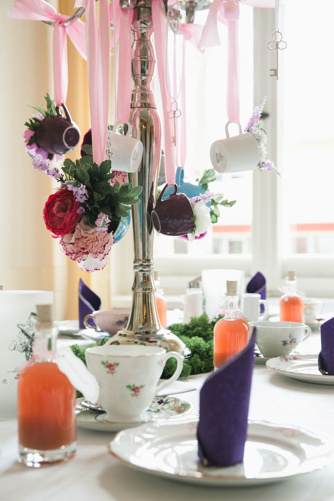 Alice in Wonderland Wedding in Berlin | wedding decoration ...