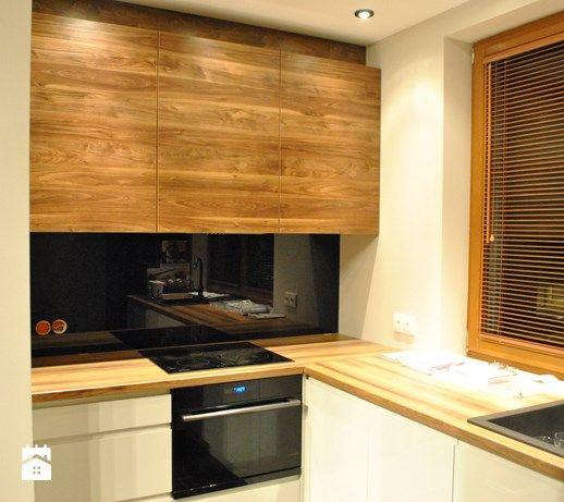Mala Kuchnia Aranzacje Pomysly Inspiracje Modern Kitchen Home Kitchens Kitchen