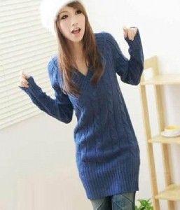 Sweater Dresses Patterns