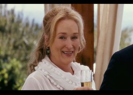 Meryl Streep in It's Complicated.... LUV THIS MOVIE