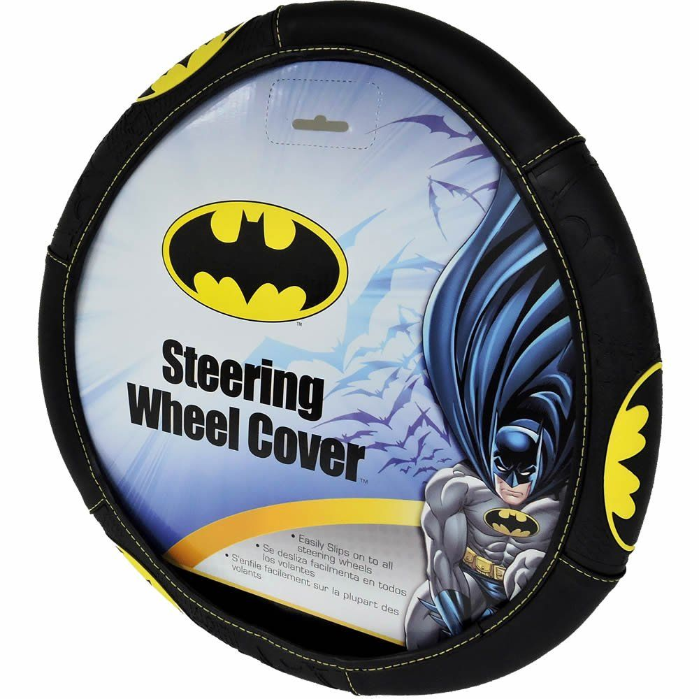 how to put on a fitted steering wheel cover
