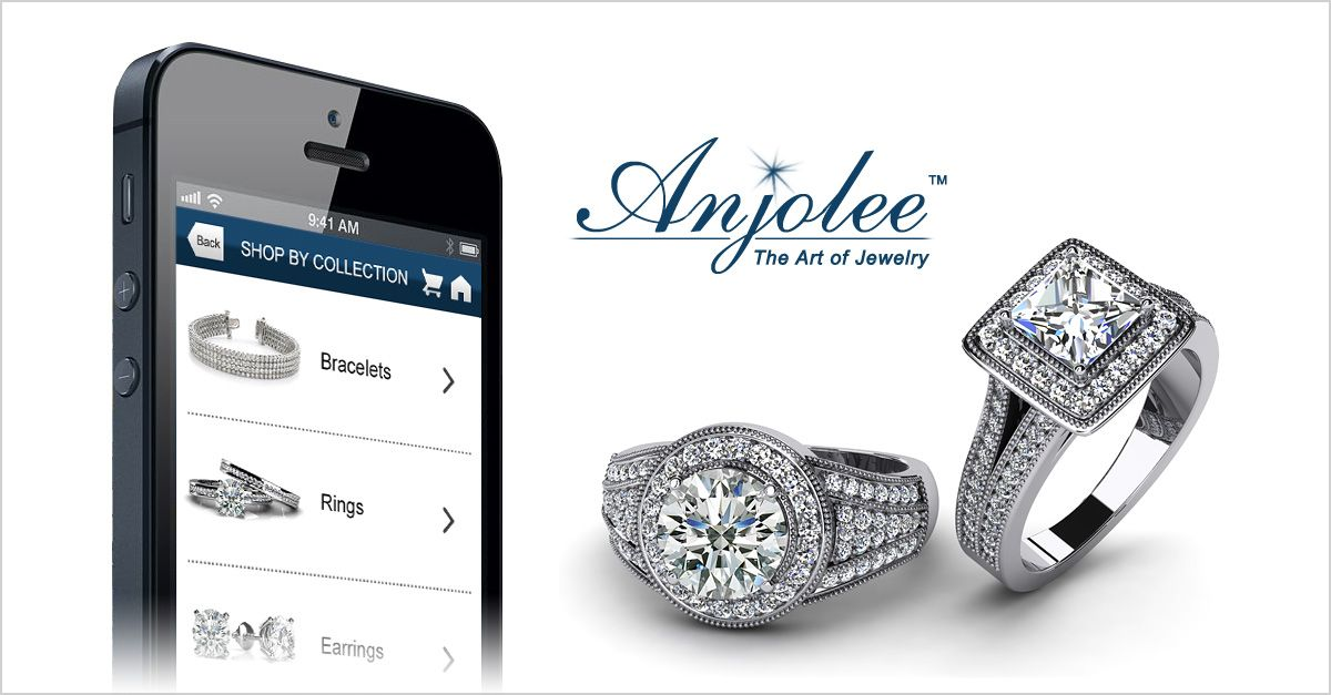 Check out Anjolee's new app available now for iPhone's!