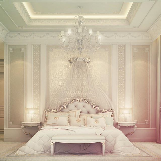 Charmant Residential Projects   Abudhabi, Qatar, Dubai   Traditional   Spaces    Otheru2026 | Bed | Pinterest | Barock, Schlafzimmer Und Wohnen