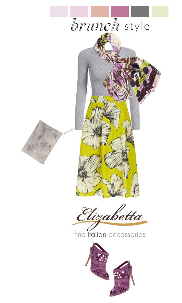 """""""Sunday Brunch"""" by elizabetta-boutique ❤ liked on Polyvore featuring Monsoon and Manolo Blahnik"""