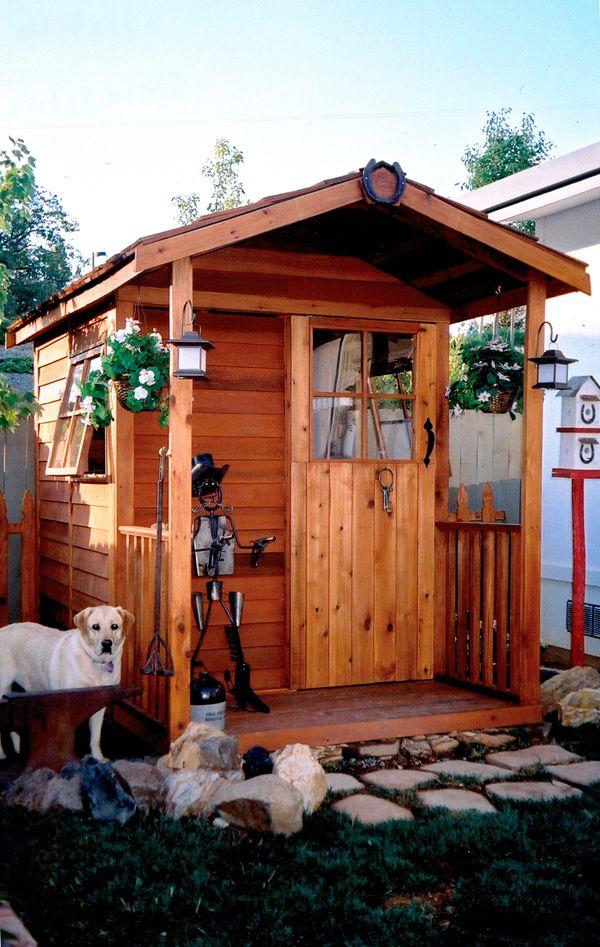 Gardener S Delight Potting House Kits Little Backyard