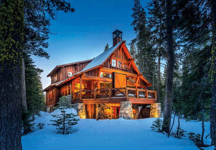 Cutting-Edge New Residences in Lake Tahoe - Mountain Living